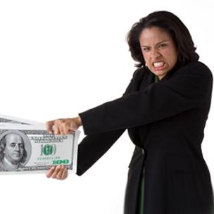 Do you struggle with money?